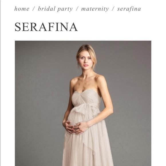 971ccfeda48a0 Jenny Yoo Dresses & Skirts - Jenny Yoo Maternity Serafina Dress